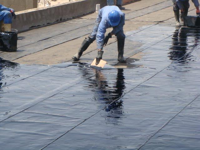شركة عزل أسطح مبلطة بالدمام
